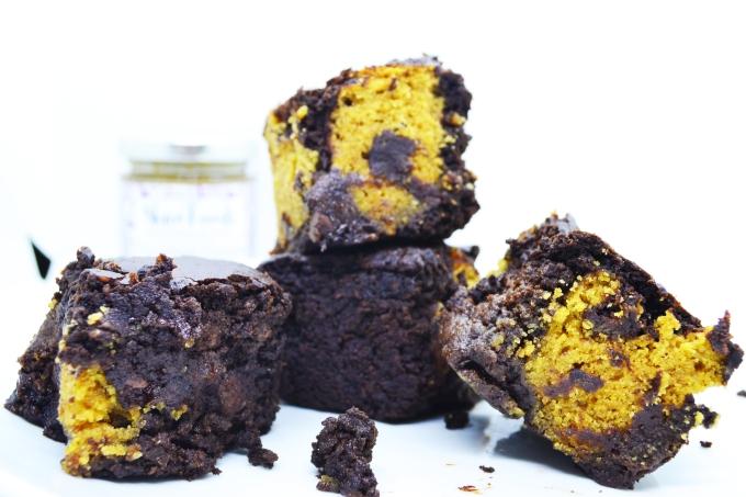 choc cookie brownie 3