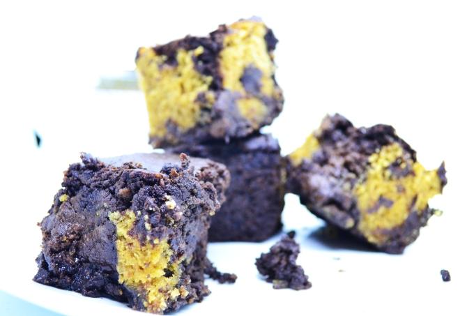 Choc cookie brownie